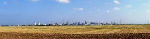 Haifa_oil_refineries-_Panoramic_view_3