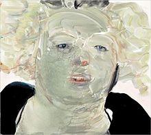 Marlene_Dumas_-_2008_-_Self_Portrait_at_Noon