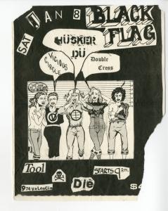 Punk8 Flag Flyer