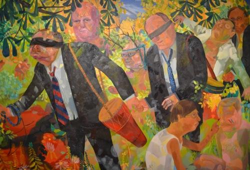 dana-schutz-mens-retreat-denver-art-museum-colorado