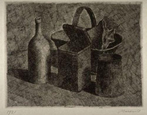morandi-still-life-with-basket-of-bread-1921